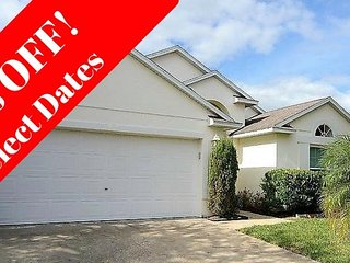 86007 4 Bed Pool Home, Liberty Village Kissimmee