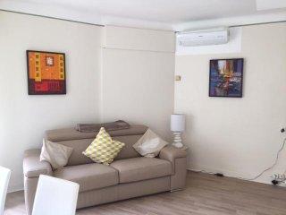 Cannes 2 Bedrooms 5 mns walk  Palais AC WiFi