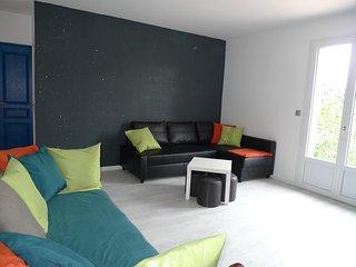 """"""" Les oliviers""""  appartement neuf 3 pièces tout équipé, proche Avignon,au calme."""