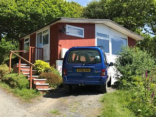 Chalet 66, Erw Porthor, Happy Valley, Tywyn / Aberdovey SEA-VIEWS