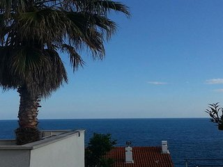 Big Blue/Sea view and free parking
