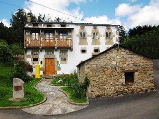 Casa Rural Os Carballás (IV), Merille, Ourol, Viveiro, Lugo, España