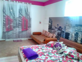 Pretty Apartment With Terrace, Kampor
