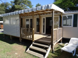 Mobil-home 40m2