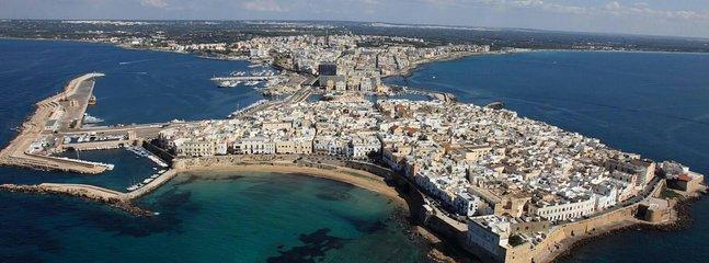 Gallipoli, den vackra staden