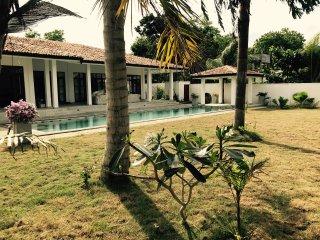 Luxury Beach Villas - Mawella