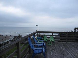 Gertie's Cabin with unobstructed ocean views!