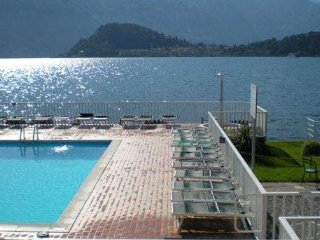 Lake Como, charming and lovely apartment with view on the lake, Cadenabbia di Griante