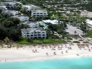 Beachfront Accessible Groundfloor 1 Bedroom unit at Royal West Indies Resort, Grace Bay