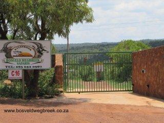 Bosveld Wegbreek Safaris, Modimolle (Nylstroom)
