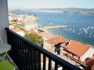 Magníficas vistas al mar a 4 km. de Sanxenxo
