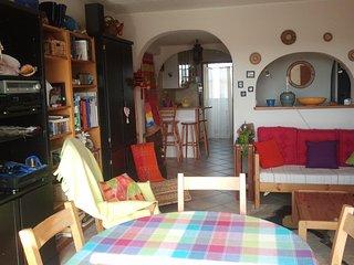 T2 dans village provençal, Carqueiranne