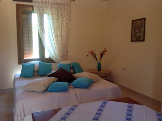 Budget super equipped studio near Chania city center: Gardens+BBQ