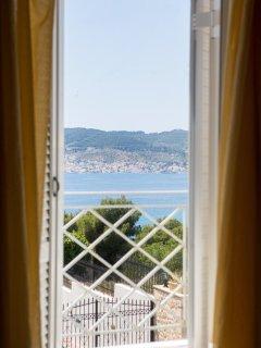 Villa 1 - View from bedroom 2