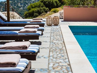 Villa Daphni. Luxury villa in Kefalonia, Greece.