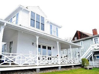 John Oakes Rockport Harbor House:  Historical home right on the water