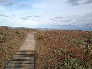 Apartamento en primera línea de la hermosa playa de Canet - muy tranquilo
