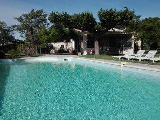Maison 5 chambres avec piscine