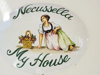 Necussella My house, Anacapri