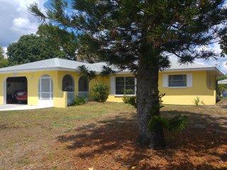 Ferienhaus 30m von der Slipanlage am Forked Creek mit Zugang zum Golf