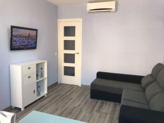 Apartamento 2 dormitorios juntona la playa de Cabo de Gata