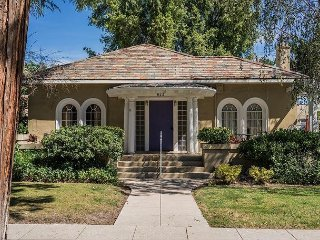 Jany House Updated Historic Home in Downtown Paso Robles