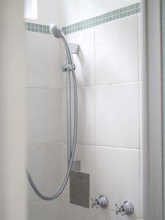 Adjustable shower