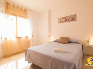 """Apartment a short walk away (272 m) from the """"Playa Levante"""" in Salou with"""