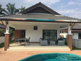 Home  with Pool at excellent location to explore Chiang Mai (rent incl. scooter)