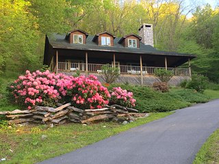 HeathBrooke - casual comfort in the heart of the NC Highcountry near Boone