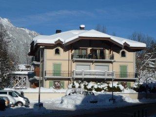 Apartment Jordan, Chamonix