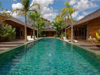 Cendana, 4 Bedroom Villa, Feature Pool, Canggu