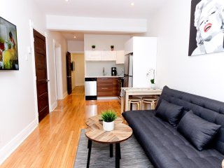 Beautiful 2 bedroom in the heart of Montreal