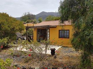 La Lajita... één van de zeven bungalows met uitzicht op de Atlantische oceaan!
