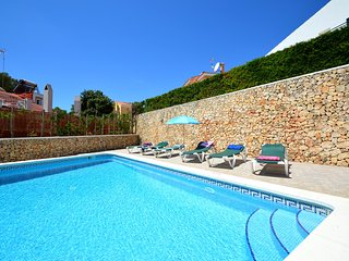 Villa Violeta in Cala Galdana just a few minutes from the beach
