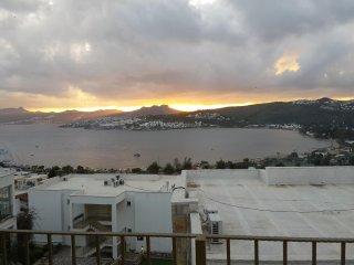 Bodrum Bitez Sea View Apartment Near The Beach # 227