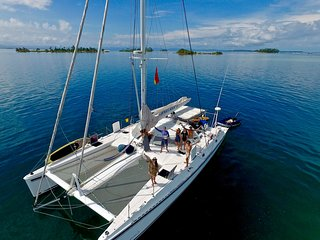 Catamaran Angelique II, Hospitality and Gourmet  Private Charter