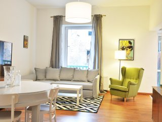 KrakowForRent PopArt Apartment, Cracovia