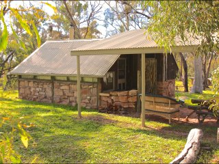 Judith's Hut, Kookaburra Creek Retreat