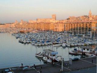 Marseille Vieux Port Centre Historique