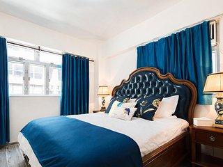 Tsim Sha Tsui  4bedrooms+2bath Luxury Apartment near MTR