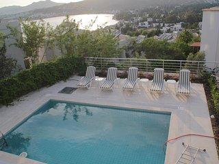 Bitez Sea View Villa With Private Swimming Pool # 248