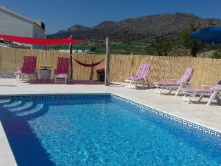 Cortijo El Juncal (with private shed pool)