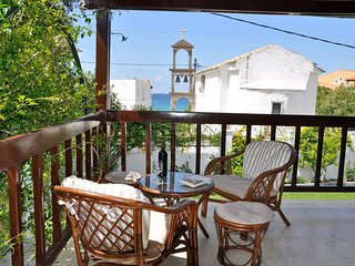 Villa Ava floor apartment, Agios Gordios