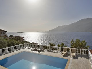 Villa mola 1: apartment with stunning view over the sea and mountains