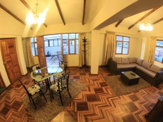 Penthouse & Private Rooftop Terrace in Central Cusco
