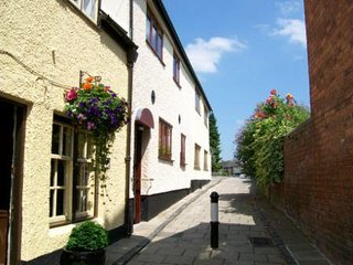A beautiful character cottage, ideal for a self catering holiday in Ludlow.