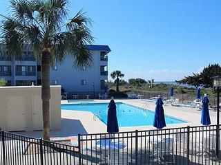 Savannah Beach & Racquet Club - Unit A230 - Water View - Swimming Pool - Tennis