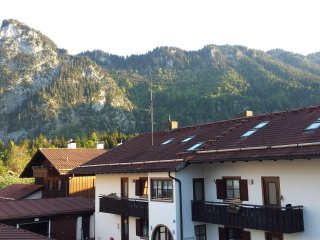 4 Persons Holiday Apartment, Oberammergau