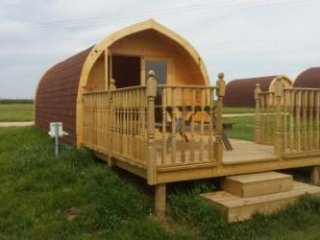 Swallow Camping Pod, Whitby